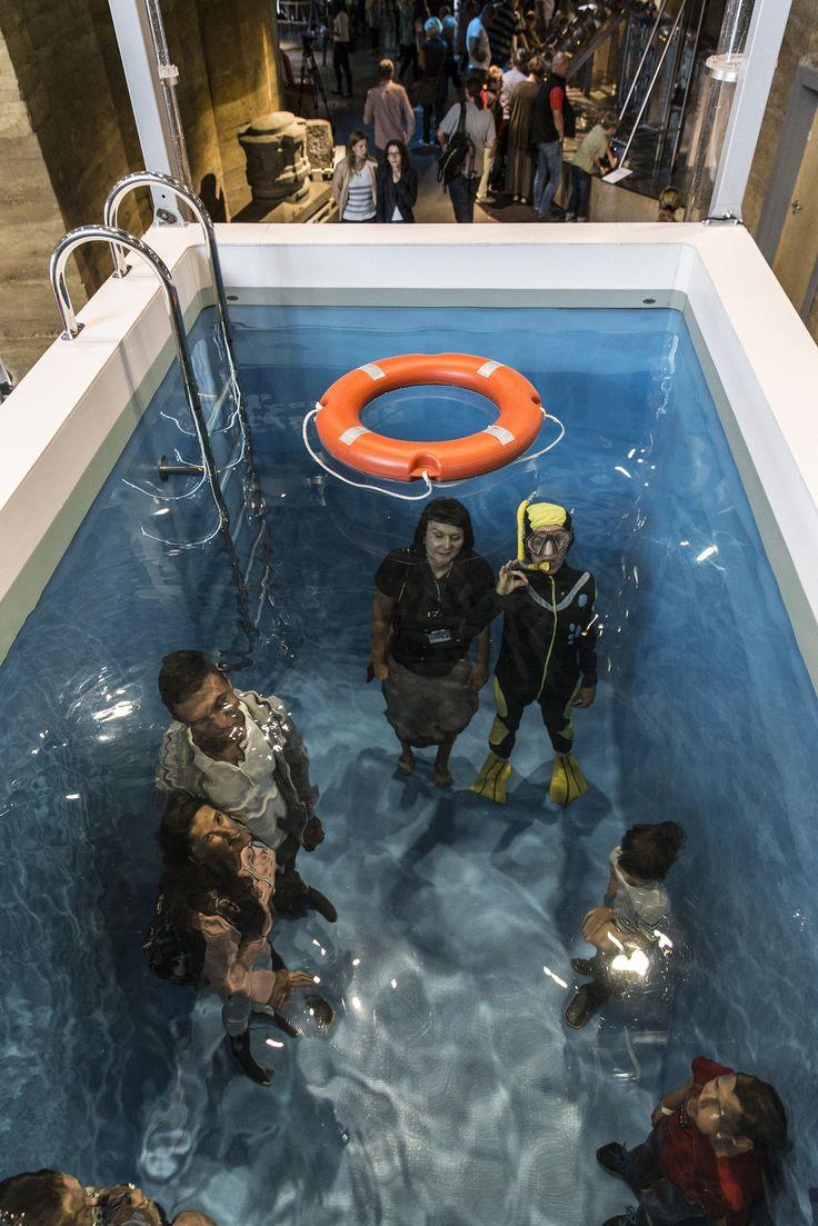 Poznaj podwodne techniki i rekordy, a potem… zanurkuj. Na sucho. / Find out techniques of deep diving and then.. Do it!