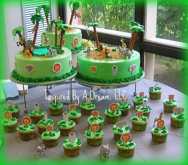 Find This Pin And More On BABY SHOWER JUNGLE/SAFARI CAKES U0026 EATS By  Doridagal.
