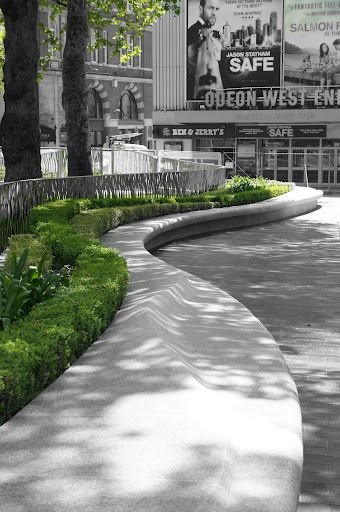 The Style Examiner: London Unveils Redesigned and Enhanced Leicester Square