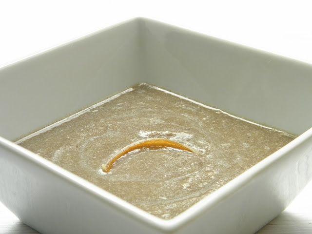 Žampionová krémová polévka  http://www.veseleboruvky.cz/2012/06/zampionova-kremova-polevka.html