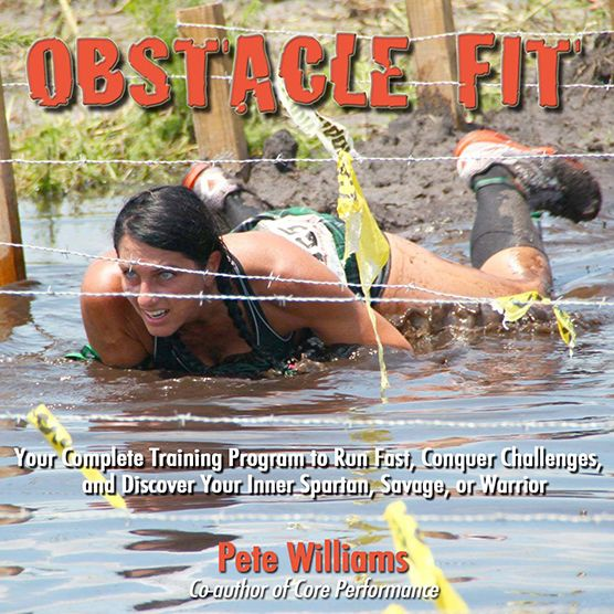 How to prepare for an obstacle race (Tough Mudder, Warrior Dash, Spartan Race, mud runs, etc.) :
