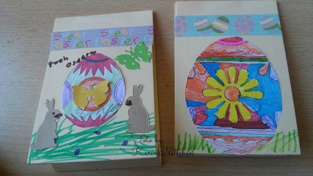KarinNettchen: Tischkarten für Ostern