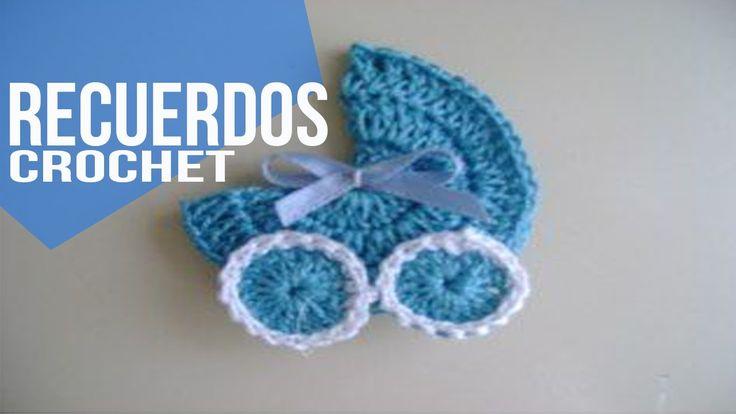 Recuerdos Y Souvenir Tejidos a Crochet - Ideas Imagenes