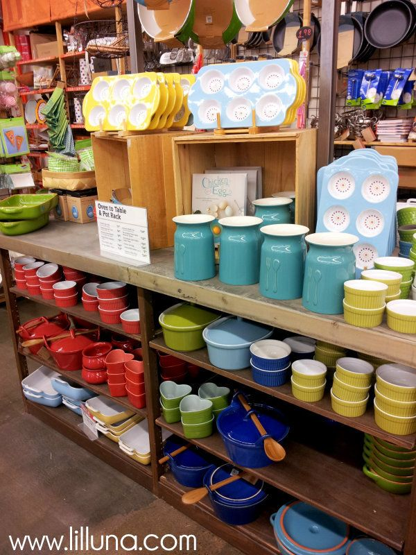 Cost Plus World Market - I would gladly get rid of some of my baking stuff if someone got these for me!