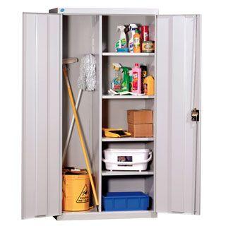 Janitors Cupboard - Sitecraft