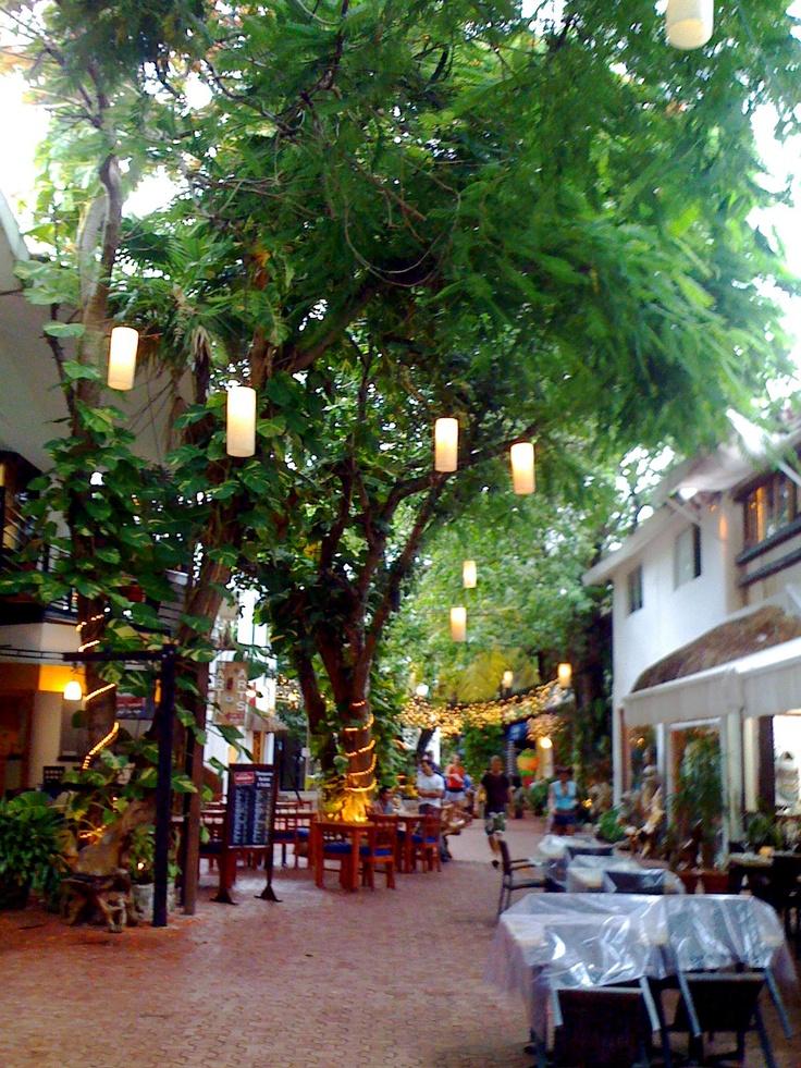 Quinta Avenida, Playa del Carmen, Mexico
