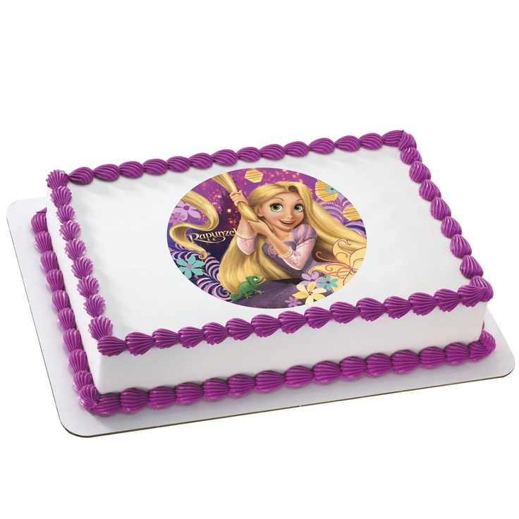 Rapunzel cake Birthday Ideas Pinterest