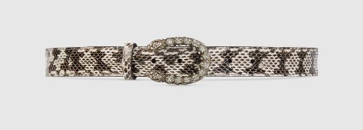 Shop online for women's glam #fashion #accessories. Showcase your style with a Custom Snake Skin #Belt.  Price: $890.0