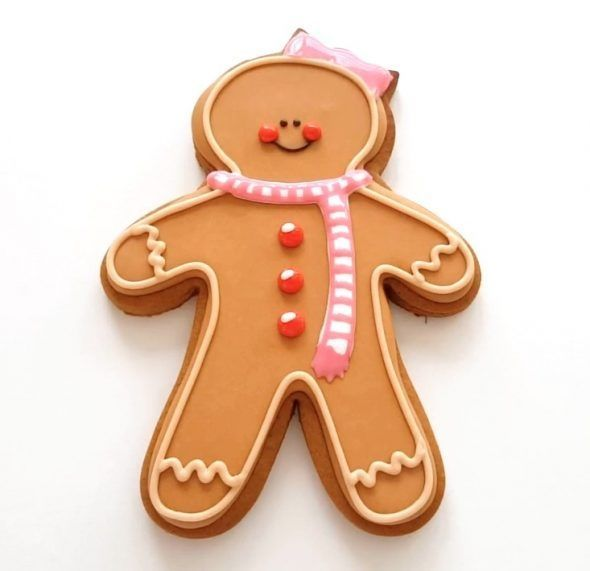 599 best images about cookies christmas & new years on ...