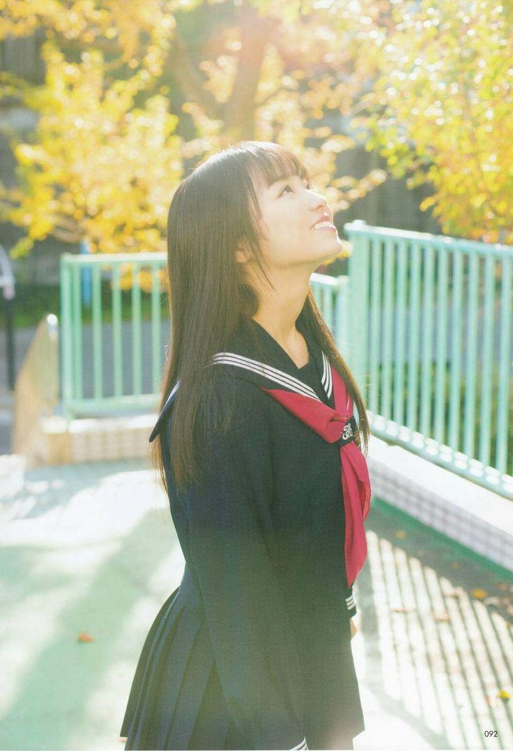 IMAIZUMI_yui 今泉佑唯 JK 制服 セーラー