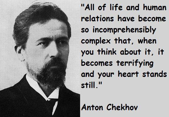 chekhov and stanislavski relationship poems