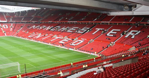 Old trafford, Trafford and Manchester on Pinterest
