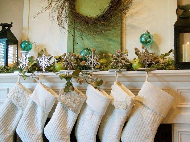 Die besten 25+ Weihnachten kaminsims dekor Ideen auf Pinterest - wohnzimmer deko weihnachten