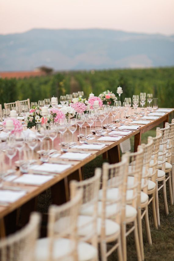 Elegant Portugal vineyard wedding | Photo by André Teixeira from Branco Prata | Read more - http://www.100layercake.com/blog/?p=70468