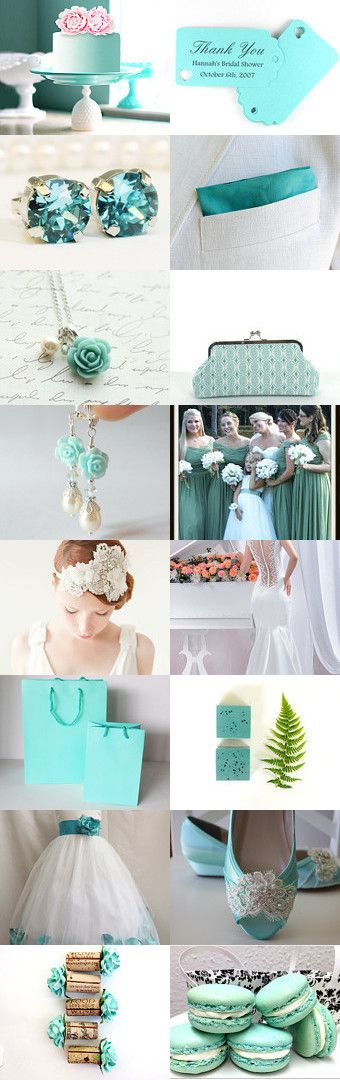 AQUA by Sharonlee on Etsy--Pinned with TreasuryPin.com