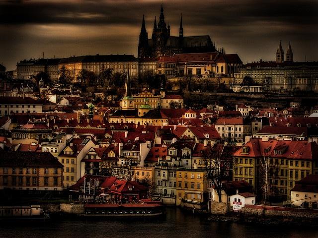 Prague. I want to go back!!!