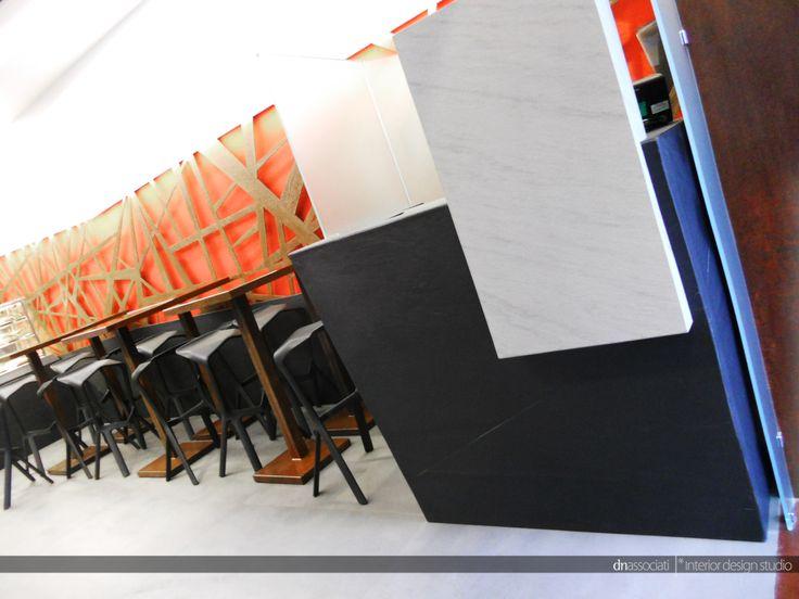 REALIZZAZIONE LOCALE COMMERCIALE _ PIRO' _ NAPOLI #bar #lounge #aperitf #food #pirò #Napoli #table #snack