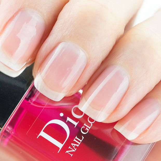 glow nails | Dior-Nail-Glow-Swatch---1-Coat
