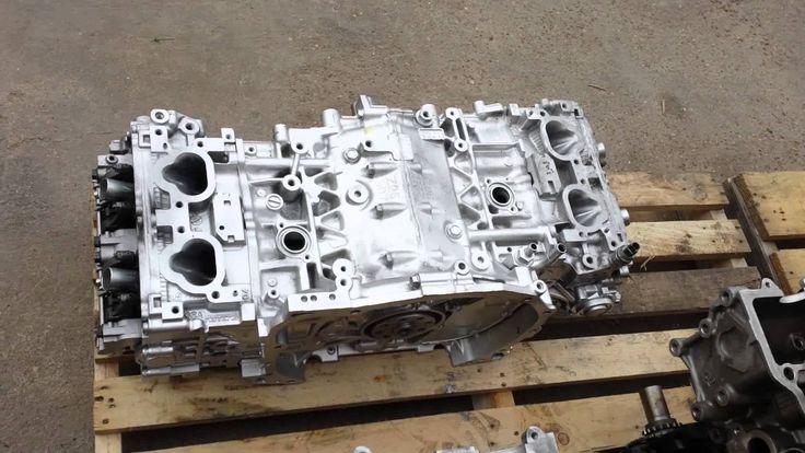 Subaru EJ25 SOHC Remanufactured engine for Forester, Outback & Baja for ...