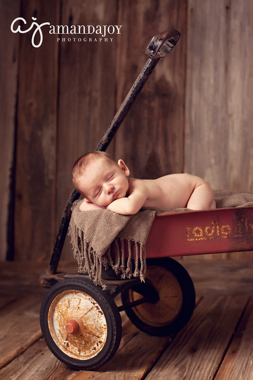 Must Have Props For Newborn Photography
