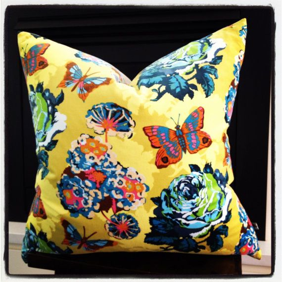 Cushion - Loulou by littlebcushions on Etsy, $70.00