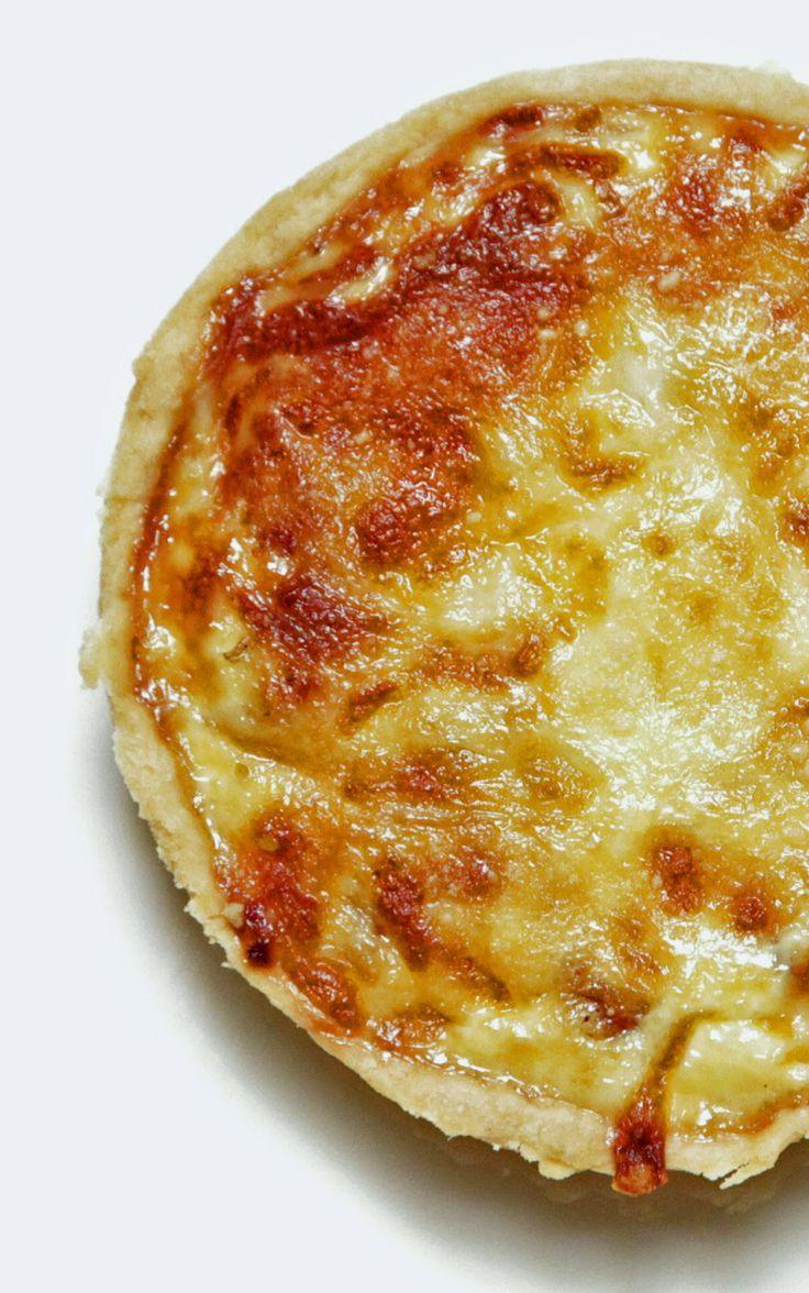 e.e.r.f kitchen: Onion Marmalade Quiche
