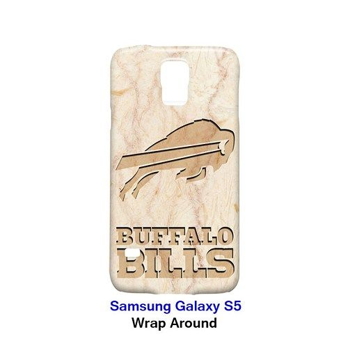 Buffalo Bills Style Marble Case for Samsung Galaxy S5