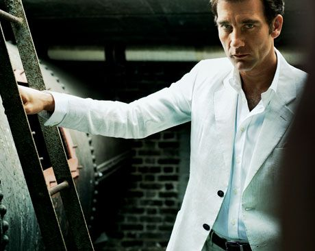clive owen...spread some of that on your crumpet