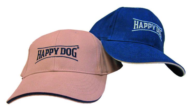 Happy Dog Caps