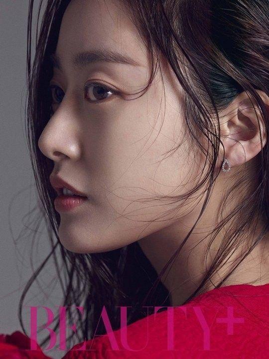 Jeon Hye Bin Poses for BeautyPL's April Issue | Koogle TV