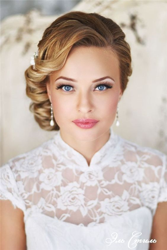 50 Chic and Stylish Wedding Hairstyles for Short Hair
