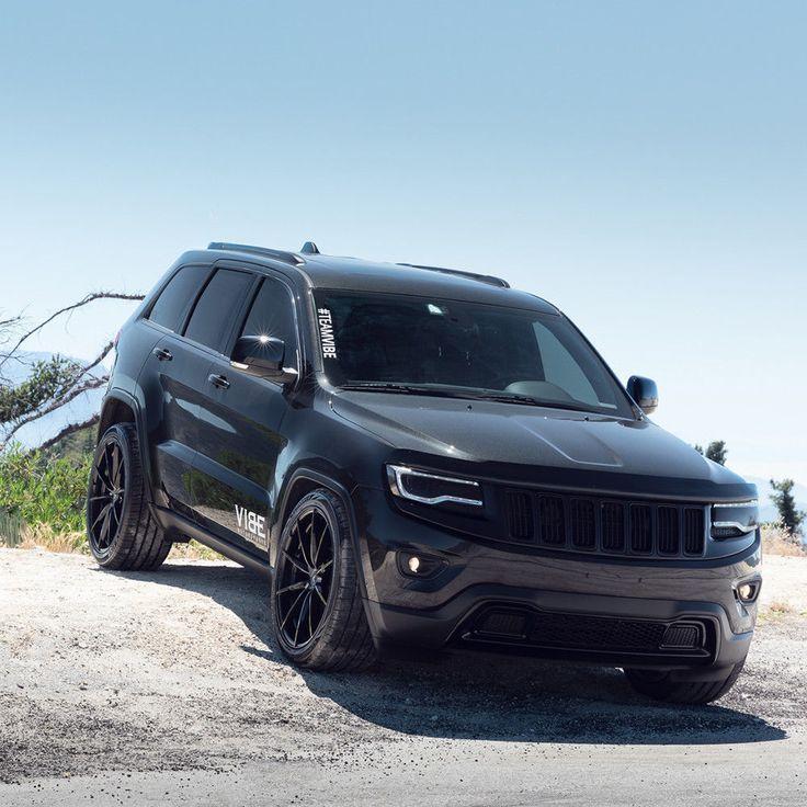 22 Vorsteiner Vff 109 Konkav Geschmiedete Felgen Passend Fur Jeep