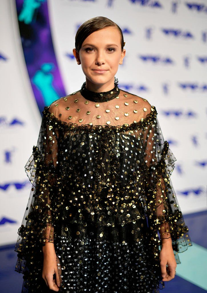 Millie Bobby Brown at the MTV Video Music Awards