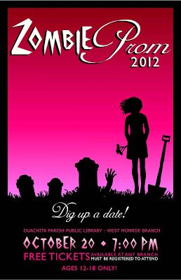 TLT: Teen Librarian's Toolbox: TPiB: Zombie Prom (by Stephanie W)