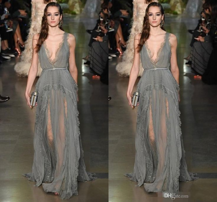 Show your best to all people even in the evening and then get elie saab 2016 evening celebrity dresses sexy backless lace deep v neck grey prom dress cheap chiffon long arabic formal party gowns dz in myerdresses and choose wholesale long black evening dress,maternity evening dresses uk and maxi evening dresses uk on DHgate.com.