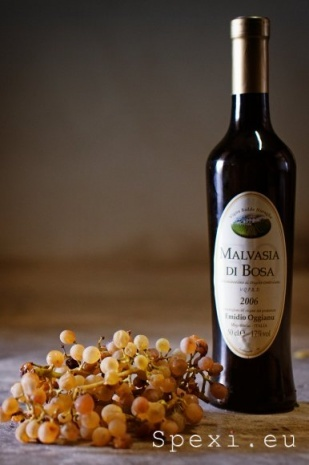 Bosa: Malvasia wine