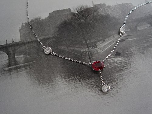 ZORRO Order Collection - Necklace - 039