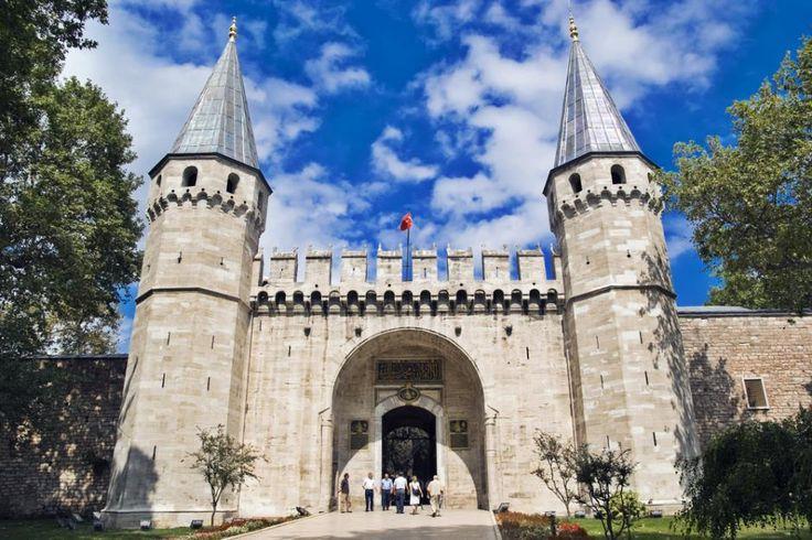 Topkapi Palace - Topkapı Sarayı Istanbul