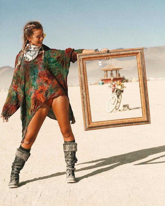 Les plus belles Photos de Burning Man 2017 - Chambre237