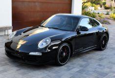 7k-Mile 2012 Porsche 911 Carrera 4 GTS PDK