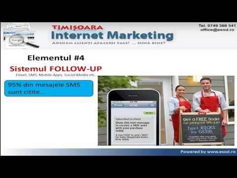 6 Elemente de INTERNET MARKETING pt. Cresterea Profitului [FULL HD]