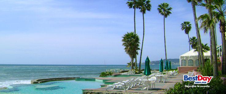 Las Rosas Hotel and Spa es un versátil hotel pensado para parejas, familias y viajeros que buscan comodidad, tranquilidad, así como variedad de actividades de entretenimiento y relajación, incluyendo piscina de borde infinito con vista al mar, el jacuzzi al aire libre, el restaurante gourmet, el centro de acondicionamiento físico o el estupendo spa con tratamientos exclusivos, entre otros. #Ensenada  #BestDay #OjalaEstuvierasAqui