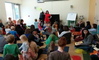 Toddler Dance Party #event #kids