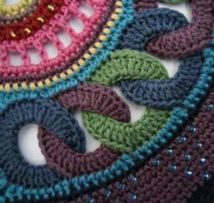972 mejores ideas en Crochet y tejidos en Pinterest   Tejidos ...
