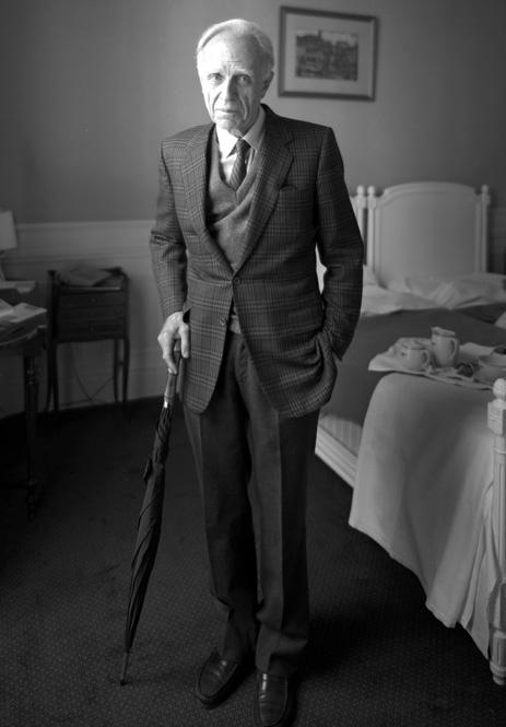 Adolfo Bioy Casares, Borges's literary sidekick.