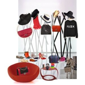 My fashion room, with my iconic spHaus furnitures