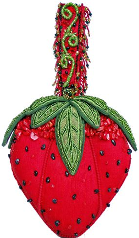 Mary France's Strawberry Handbag