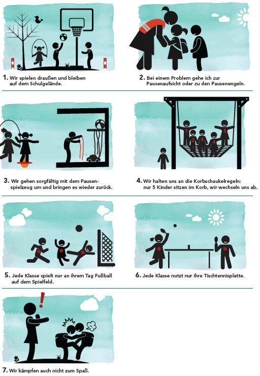 Pausenregeln