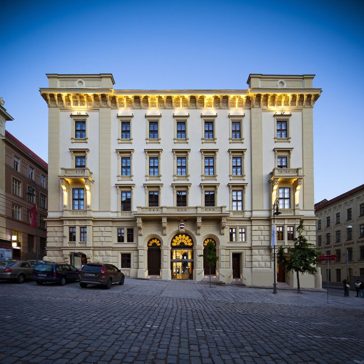 Barceló Brno Palace, Brno (Czech Republic)