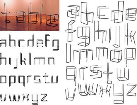 typography-metal-3d-font